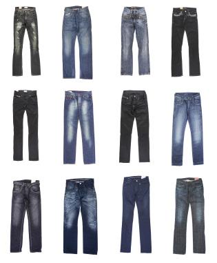 Spodnie - męskie i damskie